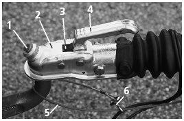 Kugelkupplung AK 160 - Details