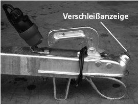 AK 7 Verschleißanzeige